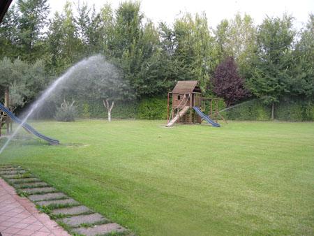 impianto irrigazione giardini